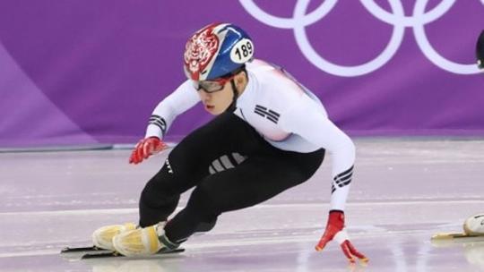 [평창] 임효준·서이라·황대헌 쇼트트랙 남자 1000m 8강 진출