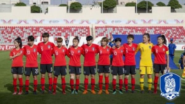 한국, 필리핀 꺾고 2회 연속 女월드컵 본선 진출 성공