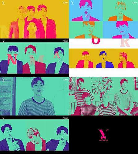 브로맨스, 걸그룹 노래까지 완벽소화…'장르불문돌' 등극