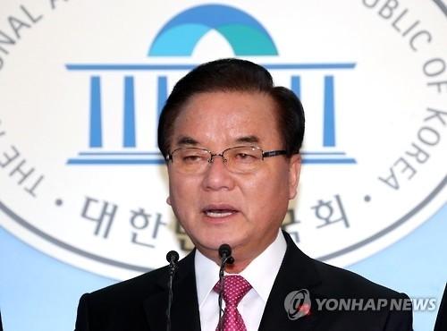 정갑윤 국회의원, 文정부 `탄핵` 安 `연대` 거론 왜?