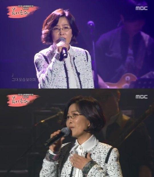 """'봄이온다' 이선희 """"좋은 미래를 향해 함께 했으면""""…네티즌 """"전설이자 감동"""""""