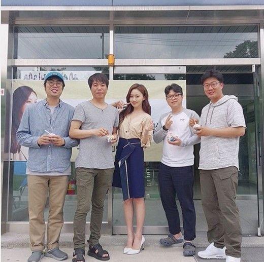 """고성희, '슈츠' 종영 소감 """"내일이면 안녕이라니"""""""
