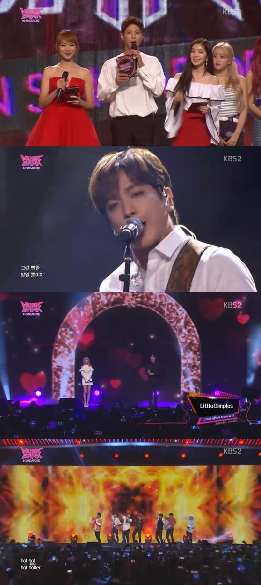'뮤직뱅크 인 싱가포르' 방탄 소년단부터 레드벨벳까지 역대급 라인업, 한류 인기 실감했다 (종합)