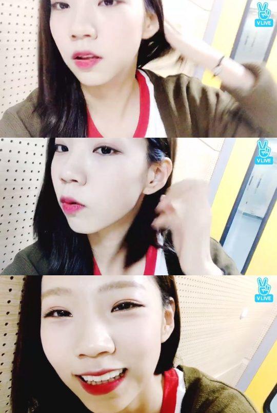 """'V앱' 우주소녀 여름, """"멤버들과 일본어로 369게임 해요"""""""