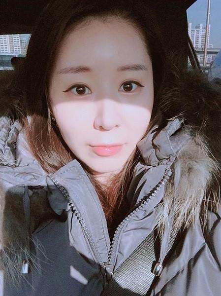 가수 오윤혜 임신 8개월¨내가 아들 엄마라니¨
