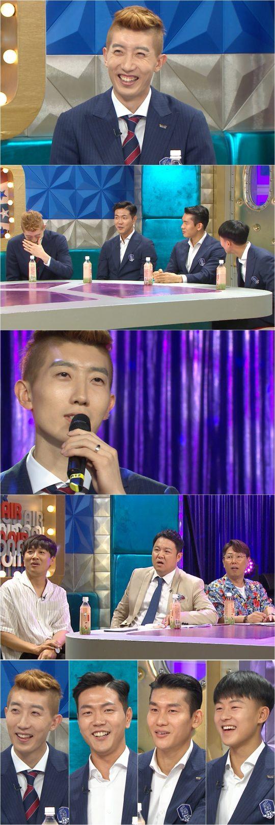 '라디오스타' 조현우·김영권·이용·이승우 출연…시청률 8.2%로 '껑충'