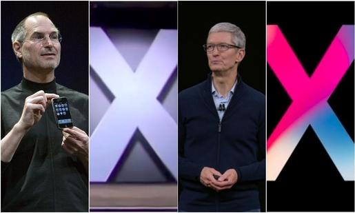 '100% 팀 쿡 스타일' 999달러의 초특급폰 '아이폰X '공개...승자는 결국 삼성전자?(종합)