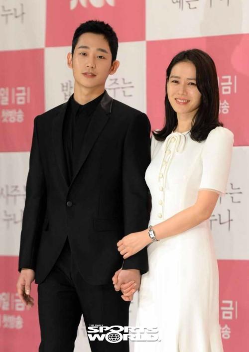 [SW현장] '예쁜 누나' 손예진X정해인, 비주얼 커플의 '진짜 연애'로 시청자 사로잡을까