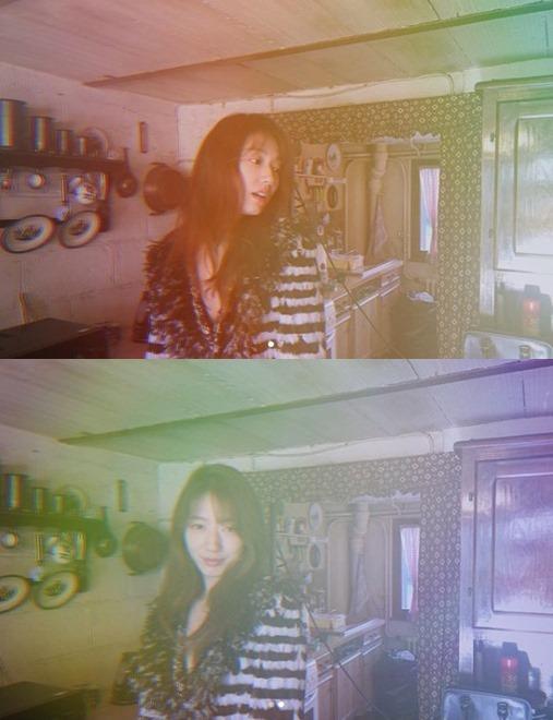"[★SNS]""방금 일어났나"" 박신혜, 노메이크업도 섹시 '숲속 작은 집에서..'"