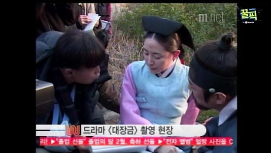 꿀영상'13년만 스크린 복귀' 이영애 띵작 '대장금'서 절정미모 ft 검댕이도 예뻐