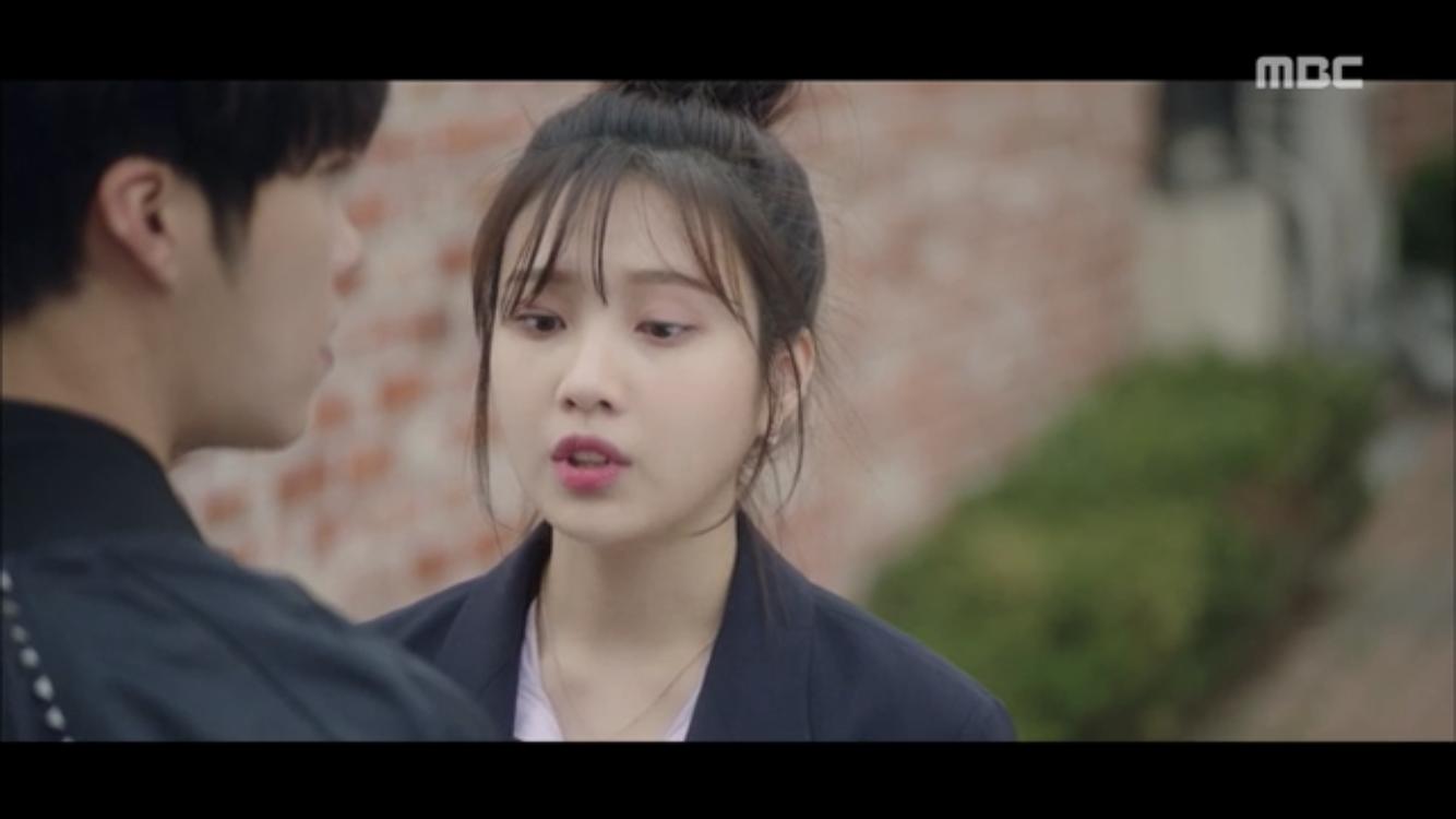 '위대한 유혹자' 박수영, 우도환에게 나랑 헤어지지마 애원
