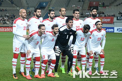 시리아-호주, 월드컵 PO 1차전서 1-1 무승부