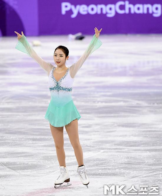 평창올림픽 최다빈 쇼트 개인최고점…韓은 첫 단체전 탈락