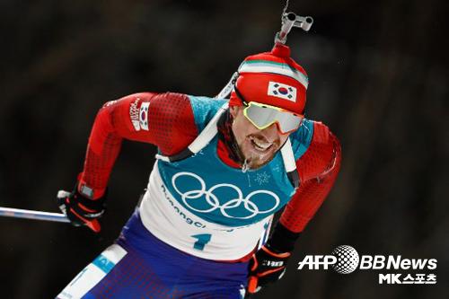 평창올림픽 '귀화선수' 랍신 12일 추적 125km 출전