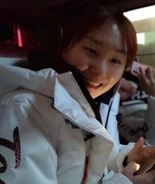 """평창올림픽 긍정적인 최민정 """"가던 길마저 가자"""""""