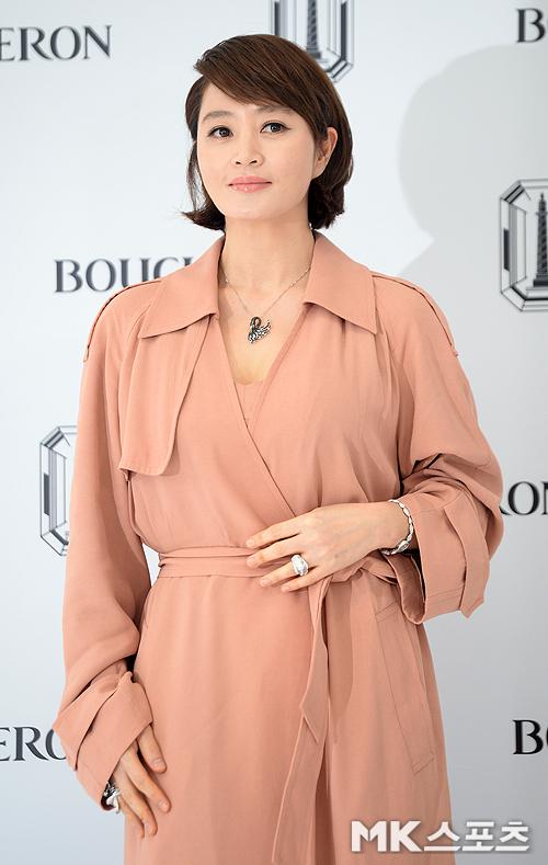 김혜수 시간 거꾸로 흐르는 미모 MK포토