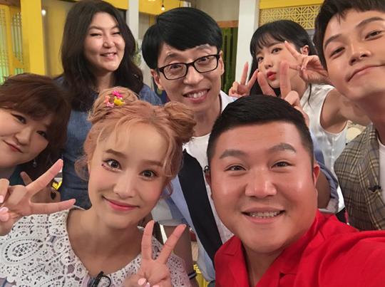 """강혜진, '해투' 출연 소감 """"사랑해주는 친구들·어른이들 감사"""""""