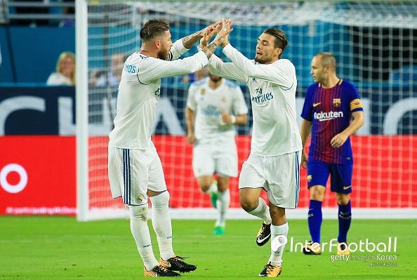 [승부예측] 8월14일(월) 05:00 스페인 슈퍼컵 바르셀로나 vs 레알 마드리드 경기분석