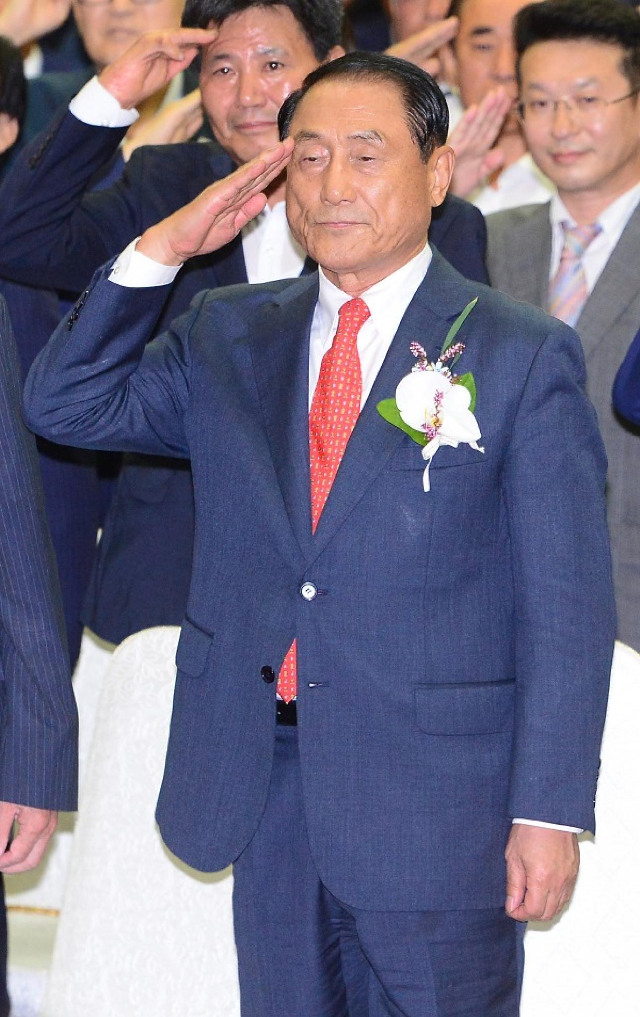 재향군인회 36대 회장에 김진호 전 합참의장