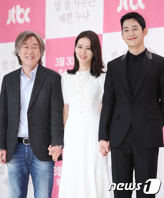`예쁜누나` 손예진X정해인, `밀회` 안판석 멜로로 `인생드라마` 남길까