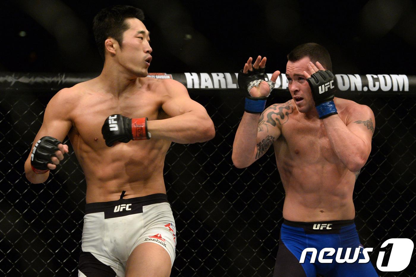 김동현, 코빙턴에 충격 패…UFC, 한국인 전원 패배(종합)