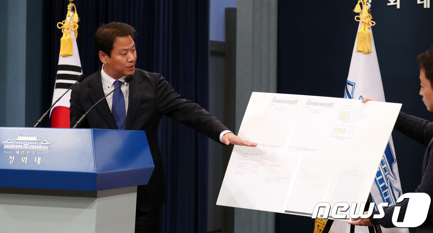 민주·국민 ¨세월호 보고시간 조작 충격¨ vs 한국 ¨정치공작¨