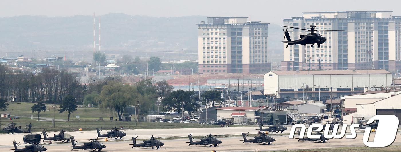 백악관 '한미 대규모 연합훈련 중단, 통상 훈련은 계속'