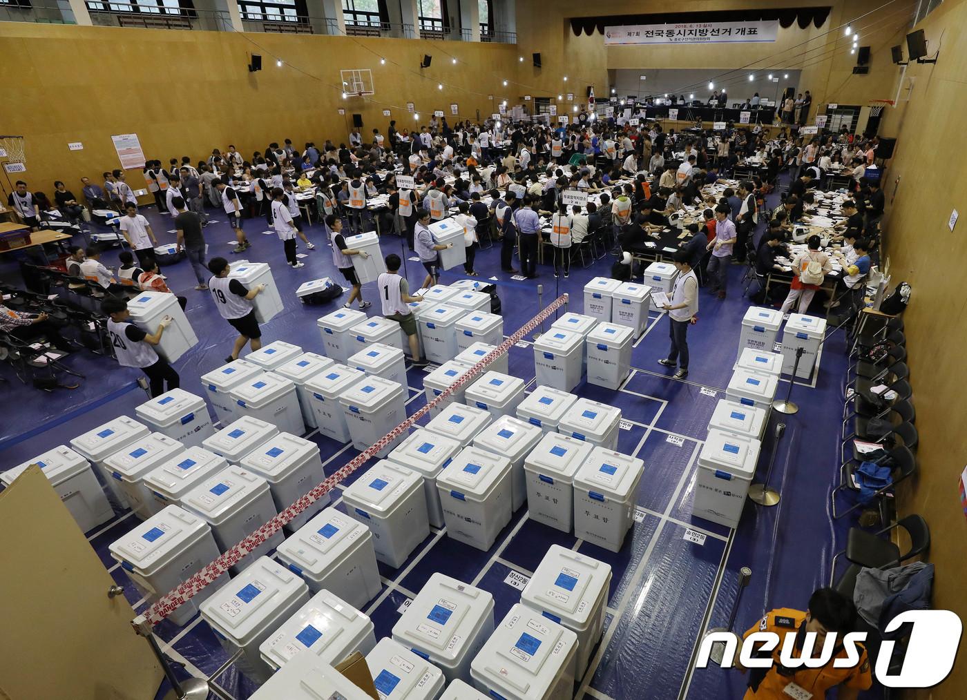 수원지검, 6·13지선 선거사범 325명 입건·수사