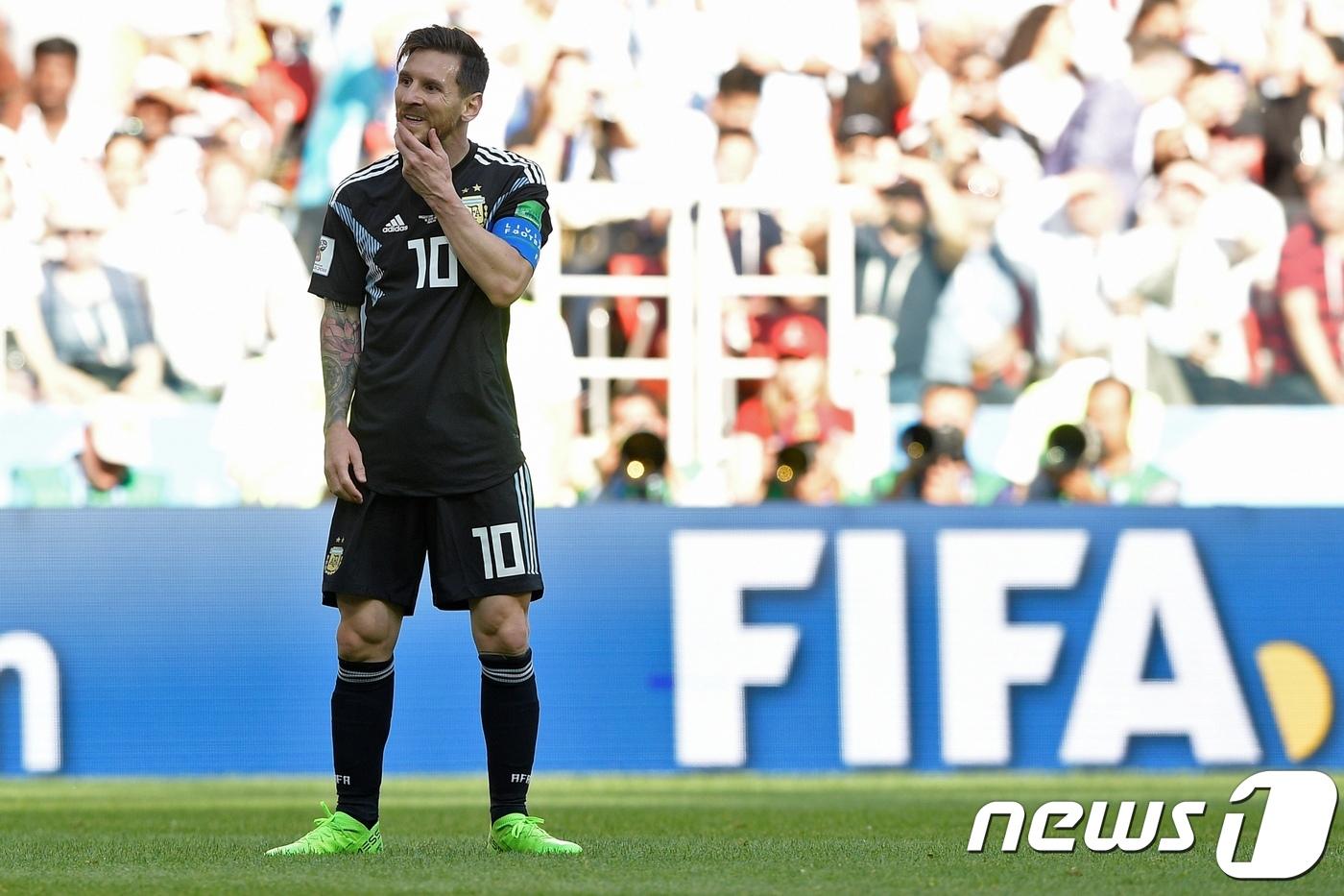 'PK 실축' 메시, 계속된 월드컵 악연
