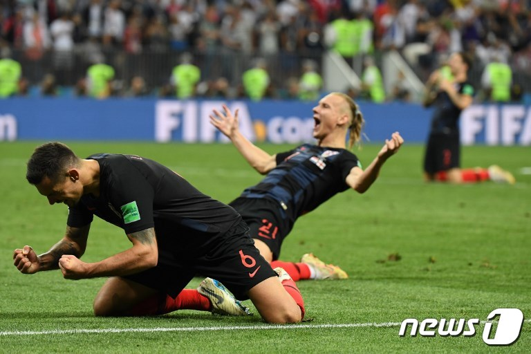 토너먼트 3경기 360분, '팀 크로아티아'는 멈추지 않았다