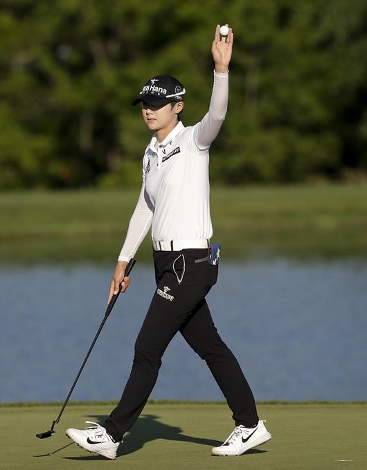 박성현, US여자오픈 역전 우승으로 LPGA 첫 승...한국 선수 톱10에 8명
