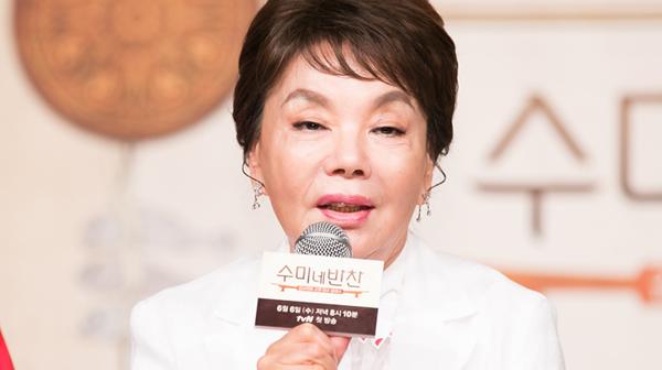 [할매★ 인생사①] 김수미, 독특한 손맛으로 '반찬계 인간문화재' 등극