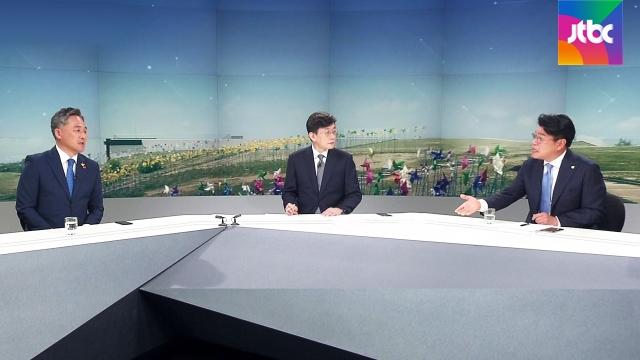 """표창원 """"한국당, 회담 반대""""…장제원 """"우리는 건전한 회의주의"""""""