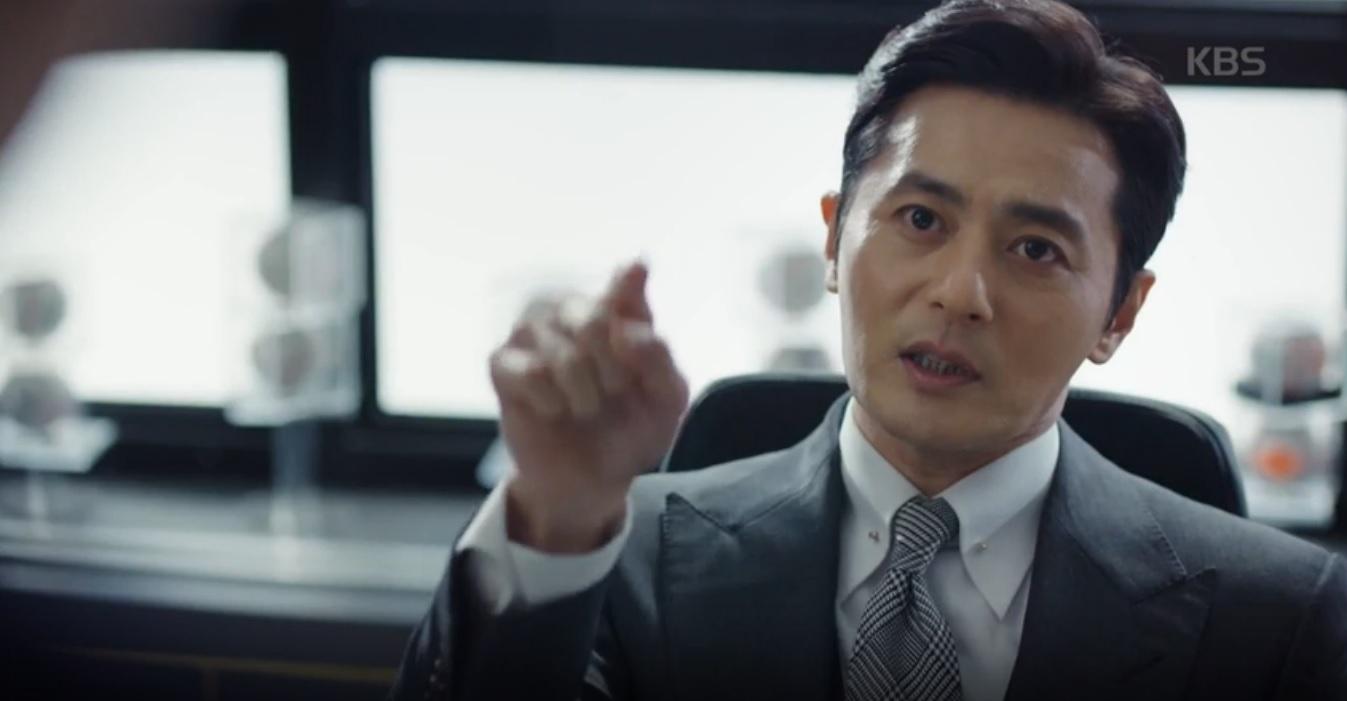 [슈츠(Suits)] 장동건, 감정은 집에 두고 온 박형식에게 '회계사 해고' 맡겼다!