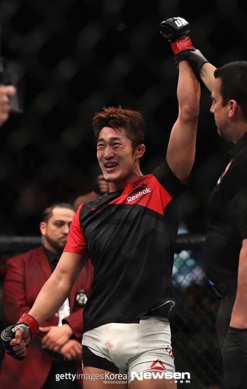 김동현 경기시간 언제? 17일 오후 5시30분부터 UFC 시작