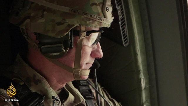 [Al jazeera] Behind the scenes with Trump's top general in Afghanistan (Afghanistan: The General) - People and Power