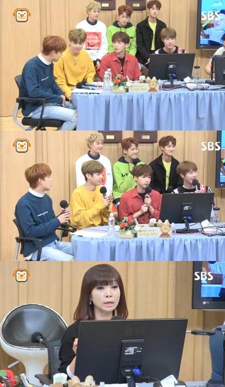 '컬투쇼' 정세운·아이즈·MXM, '병아리 신인'들 청량美 대방출(종합)