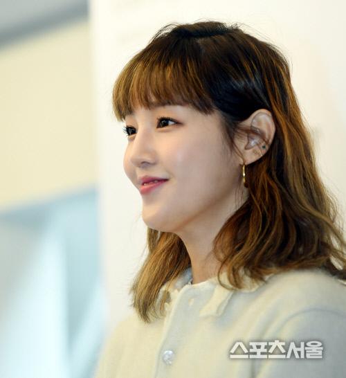 [포토] 박보람, 미소가 아름다워~!