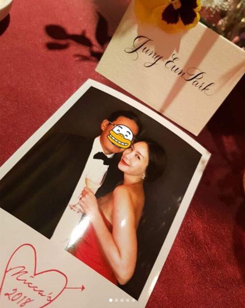 `결혼 2년차` 김정은 남편과 함께 로맨틱한 홍콩 데이트
