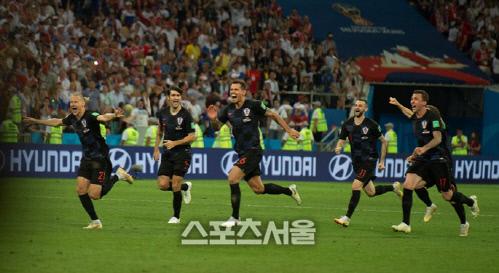 415만 크로아티아, 역대 월드컵 최저인구 결승행 '2위'