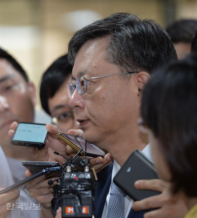 朴 정부 캐비닛 문건 특수1부 배당... 수사 확대될 듯