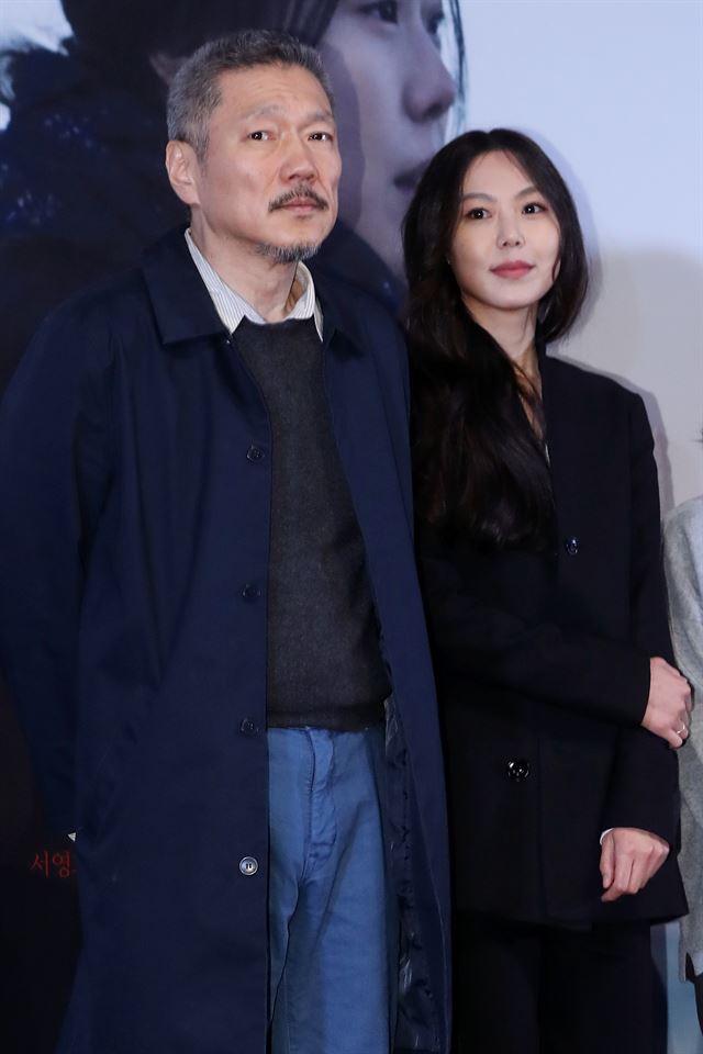 홍상수 김민희 5번째 호흡… 이달 초 촬영 시작