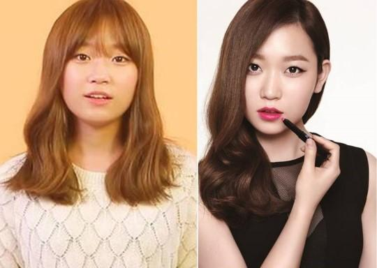 `반지의 여왕` 김슬기, 데뷔 초와 극과극 반전 미모