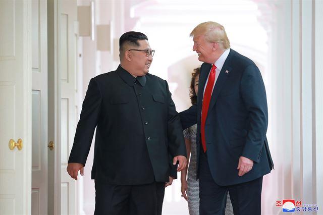 """미 공화당 """"북미합의 비준해야"""" 민주당 """"김정은 좋은 일만 시켰다"""""""