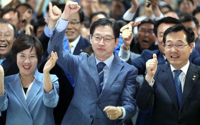 한반도 평화ㆍ적폐청산 지속 원하는 민심, 보수를 심판하다