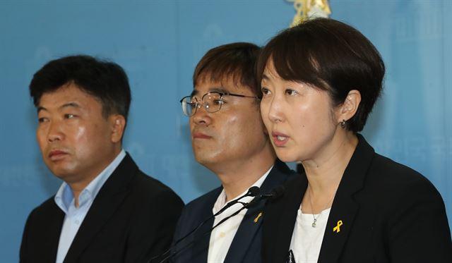서울시의원 된 스튜어디스… 정의당 비례 1번 권수정