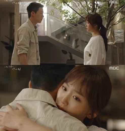 """'이리와 안아줘' 장기용, 진기주에 약속…""""다시는 우리 앞에 나타나지 않게 허준호 꼭 잡을게"""""""