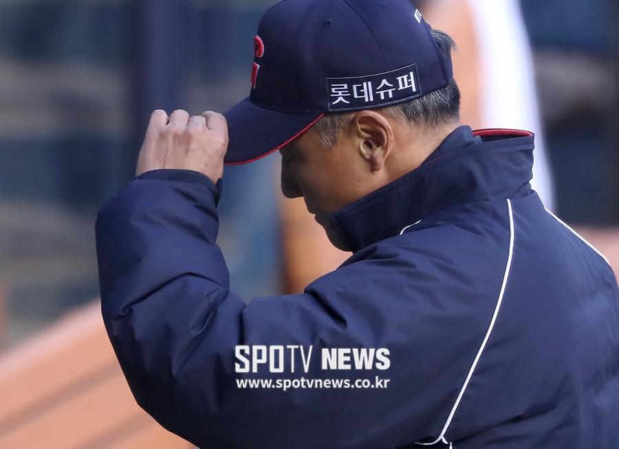 """SPO 톡 '5연승' 롯데 조원우 감독 """"투타 모두 집중력 발휘했다"""""""