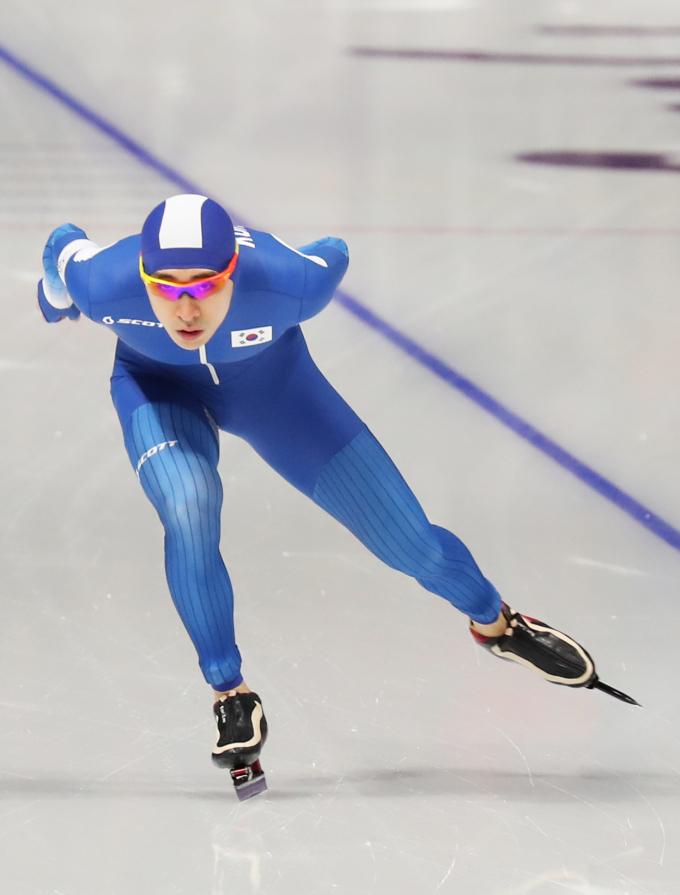 고교생 김민석, 깜짝 동메달... 스피드스케이팅 1500m 3위 '평창 2호 메달'