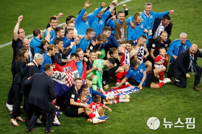 크로아티아·프랑스, 16일 월드컵 결승전... 잉글랜드는 벨기에와 3·4위전